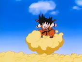 Goku amb Kinton nou