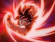 Goku Atac Kaito Visc la vida