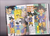 Secció Goku arxius perfectes GT