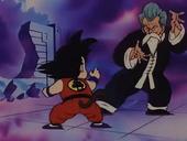 Jackie vs Goku