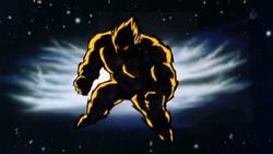 Superguerrer Original silueta