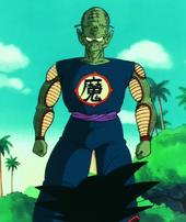 Satanàs vell vs Goku