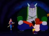 Despedida Gola, Melee i Goku