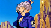 Trunks desvia atac