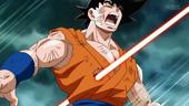 Goku travessat per raig Sorbet