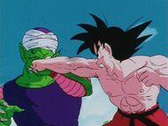 Goku vs Cor Petit