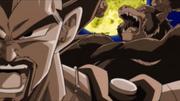 Rei Vegeta i Ozaru