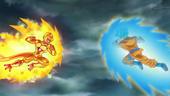 Goku SGDSG vs Freezer Daurat BDS