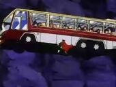 Guerrer del Vent salva autobús