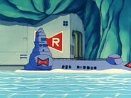 Submarí Cinta Vermella
