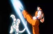 Goku ataca Freezer