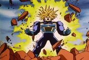 Trunks Futur transformat en USG