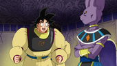 Goku emocionat amb torneig