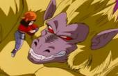 Goku Ozaru Daurat i Pan