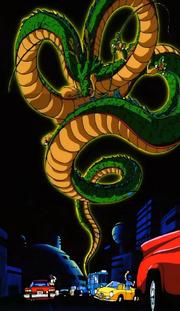 Drac Shenron Saga Buu