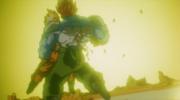 Goku contra A-13