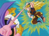 Goku SG3 vs Buu