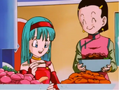 Xixi i Bra cuinant
