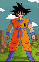 Son Goku by eggmanrules