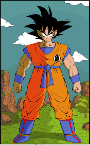 File:Son Goku by eggmanrules.png
