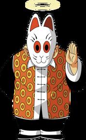 Grandpa Gohan Masked by dragonballzgtfighter