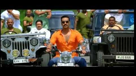 Bol Bachchan (2012) Official Theatrical Trailer - Ft. Ajay Devgn & Abhishek Bachchan (HD)