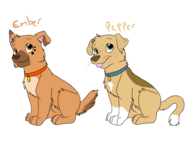 Puppens by musicalmutt2-d8rygoy