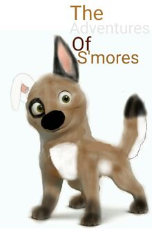 S'mores's adventures cover