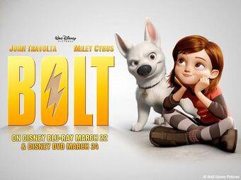 Bolt Film Bolt Wiki Fandom