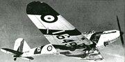RCAF Battle Target Tug