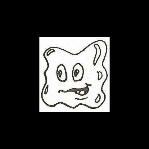 Doria's artwork in Bomber Boy (GB)