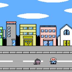 <i>Bomberman II</i> ending