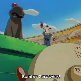 Nikuman Bomber loses