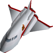 Bomber spaceship2