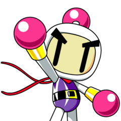Bomberman's New Look