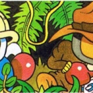 Artwork from Hudson Soft Guidebook