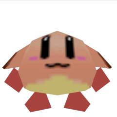 A rendered Pommy Model