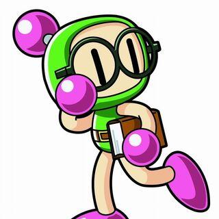 <i>Bomberman Land Touch!</i> art