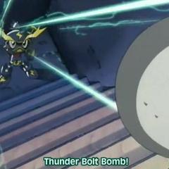 Thunder Bomber's Thunder Bolt Bomb