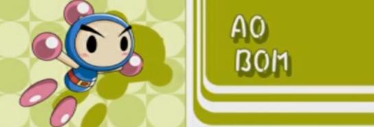 Blue Bomber in Bomberman Land 2