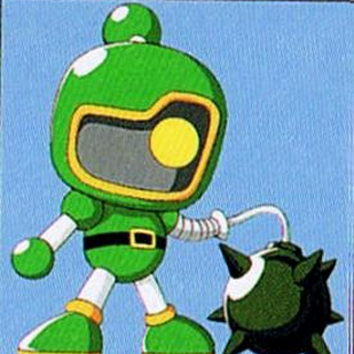 <i>Super Bomberman 4</i> artwork