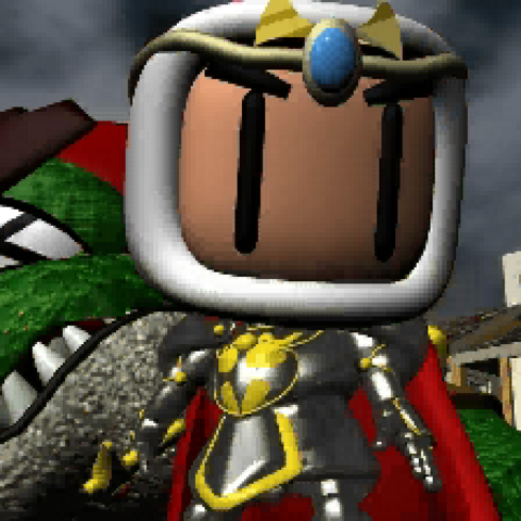 Scene from <i>Bomberman Wars</i>