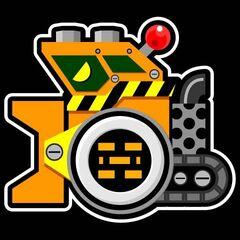 Iron Bulldozers symbol