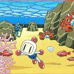Zone 2 Undersea