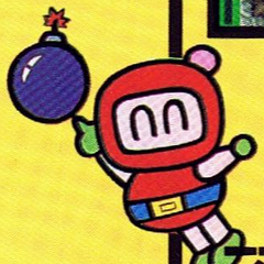 <i>Bomberman '93</i> art