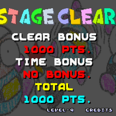 Stage Clear