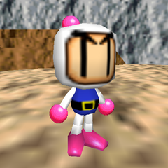 <i>Bomberman Hero</i>