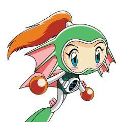 Bomber Mermaid