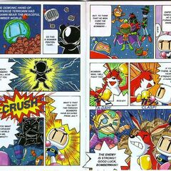 <i>Super Bomberman 5</i> Manual