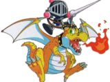 Bomber Dragon